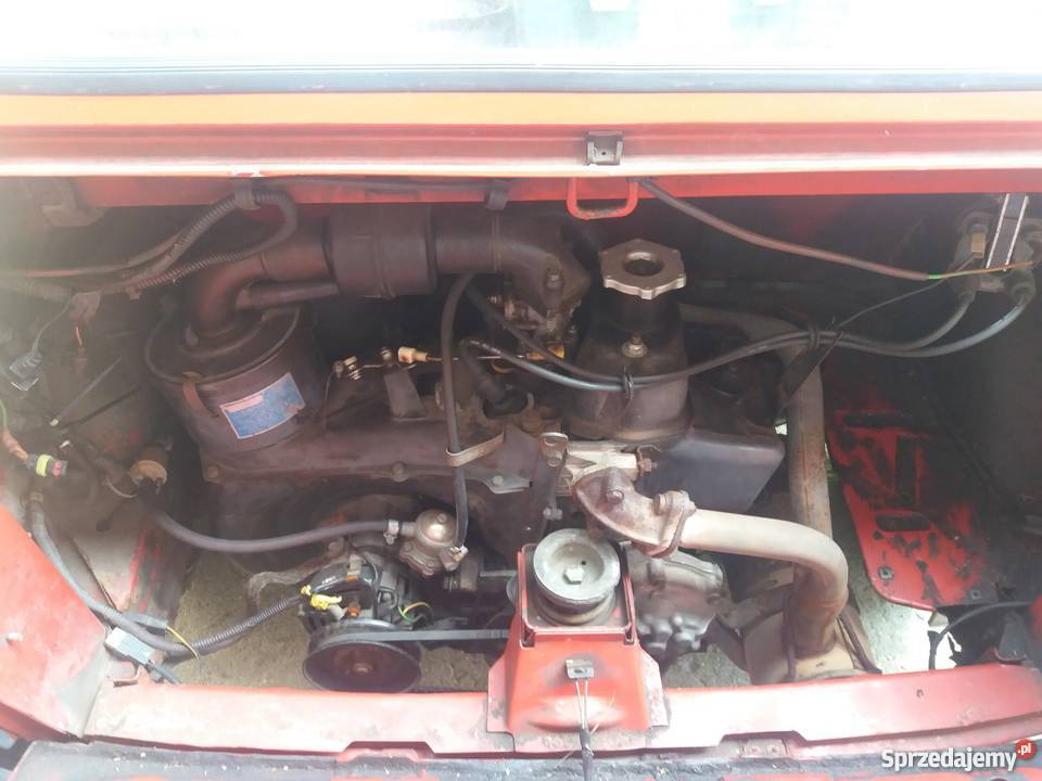 Fiat 126p podkarpackie Rakszawa