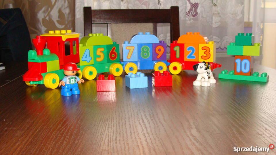 Zestaw Lego Duplo Pociąg Z Cyferkami 10558 Warszawa Sprzedajemypl