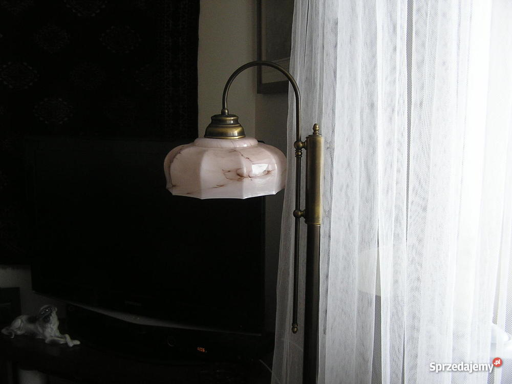 klosze do lampy art deco