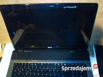 Acer 7540G524G50Mn w matrycy 173cala Bydgoszcz