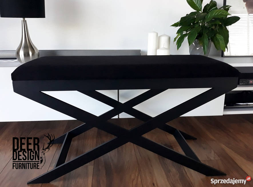 ławka ławeczka Do Przedpokoju Siedzisko Tapicerowane