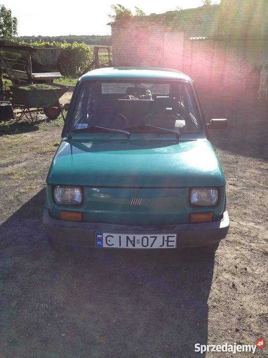 Fiat 126 Maluch