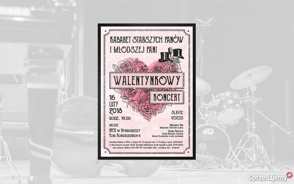 Projekty Graficzne Logo Plakat Katalog Druk Strony Www
