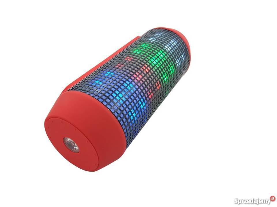 Głośnik Bluetooth Tuba Radio Odtwarzacz MP3