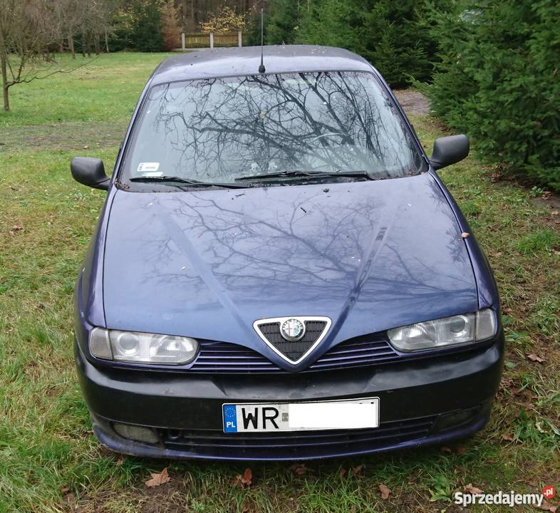 alfa romeo 145 boxer 1 6 garbatka letnisko. Black Bedroom Furniture Sets. Home Design Ideas