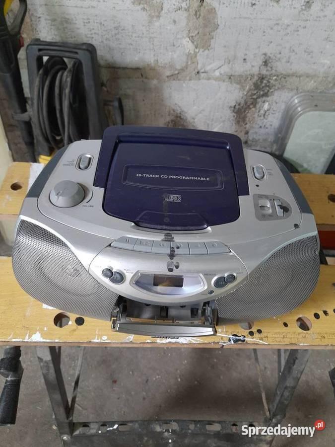 Philips az 101 radio odtwarzacz cd
