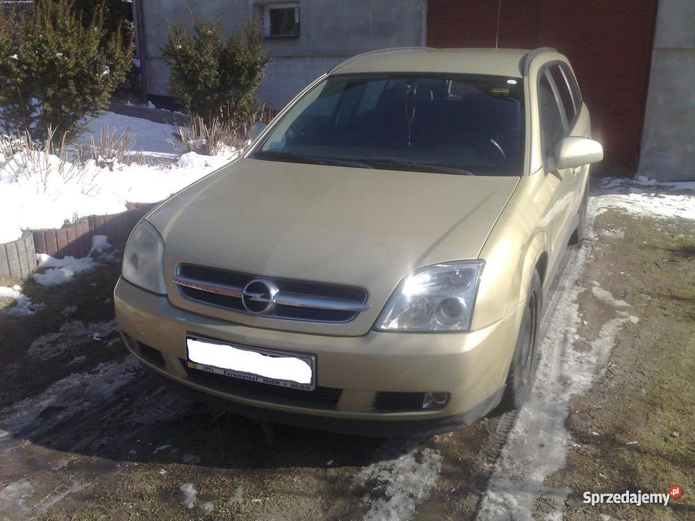 opel vectra c 22 dti 2004r polski salon sprzedajemypl