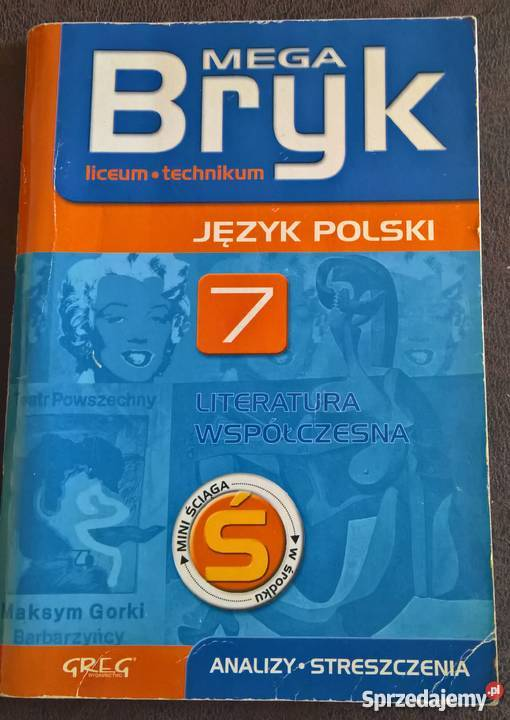 Ściaga Analiza letrur wierszyBWojnar Rok wydania 1995