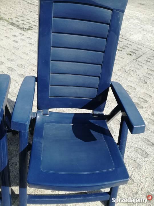 Krzesła rozkładane Jardin 2szt Stargard Sprzedajemy.pl
