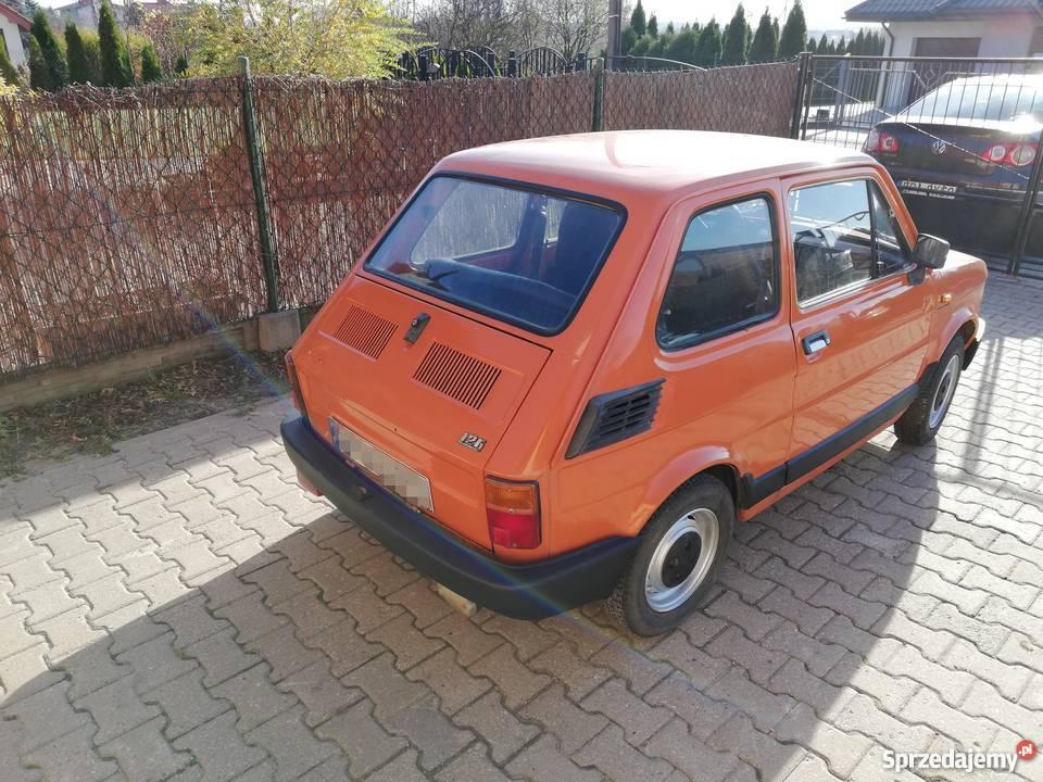 Fiat 126p 1985r 126 Piotrków Trybunalski