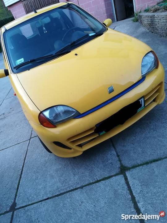 Fiat seicento 98000km Ustroń