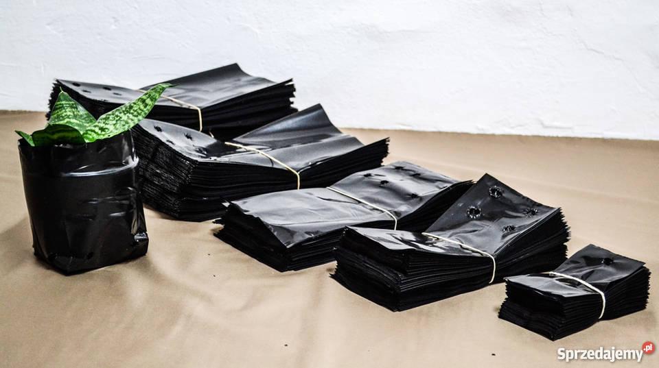 Doniczki Produkcyjne 2l 100szt Foliowe