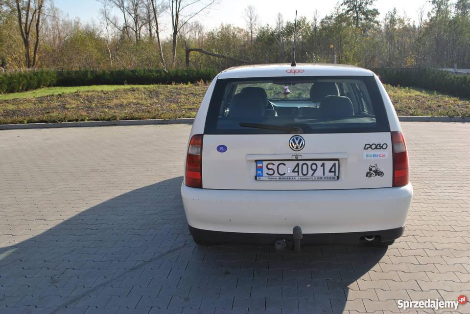 VW Polo 3 Kombi sprzedam nieuszkodzony Częstochowa