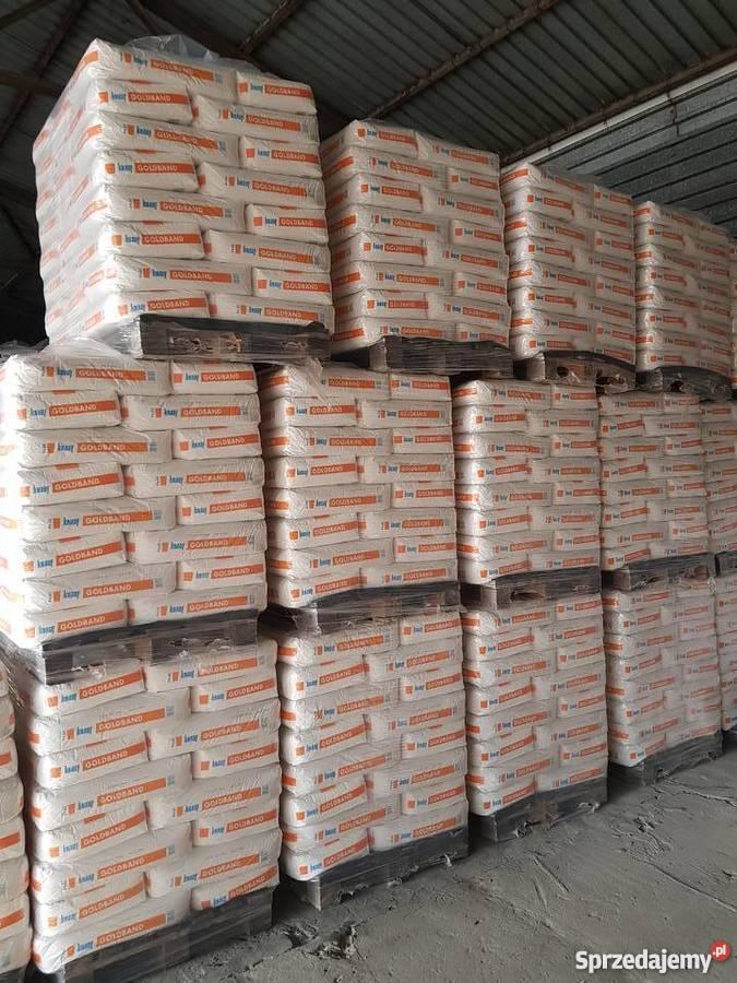 Knauf Goldband 30kg Tynk Gipsowy Reczny Radom Sprzedajemy Pl