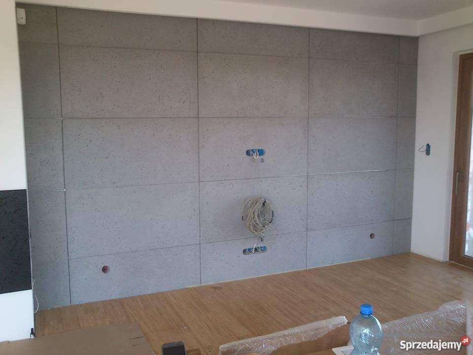 Beton architektoniczny p yty betonowe 120 x 60 elewacja - Beton architektoniczny ...