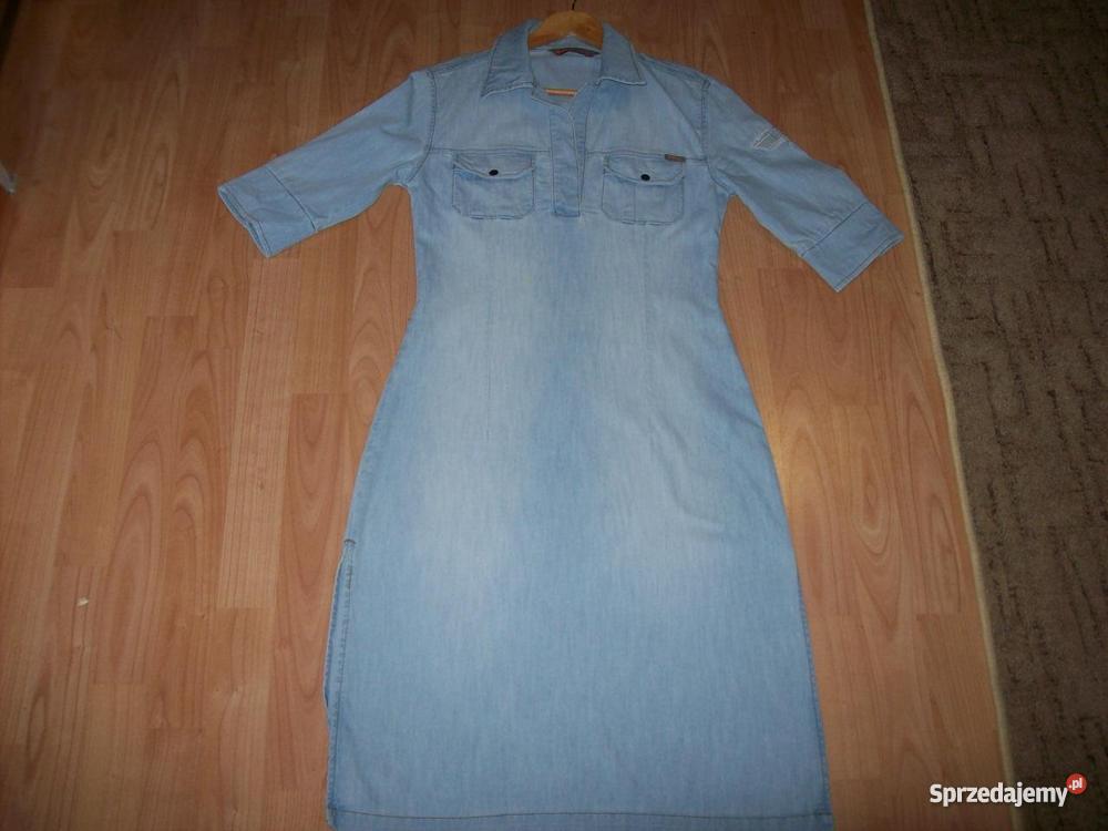 Sukienka dżinsowa Szprotawa