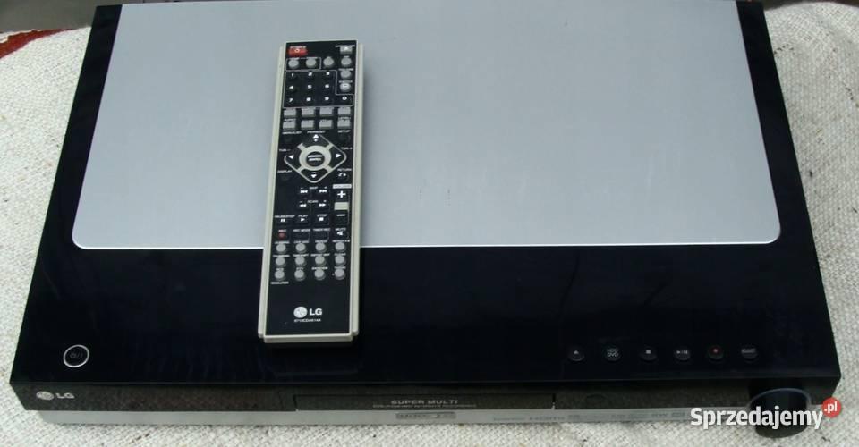 Kino domowe Nagrywarka HDD/DVD LG LH-RH361 SE z pilotem