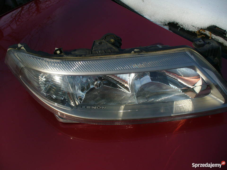 Lampa Przednia Xenon Renault Laguna 2