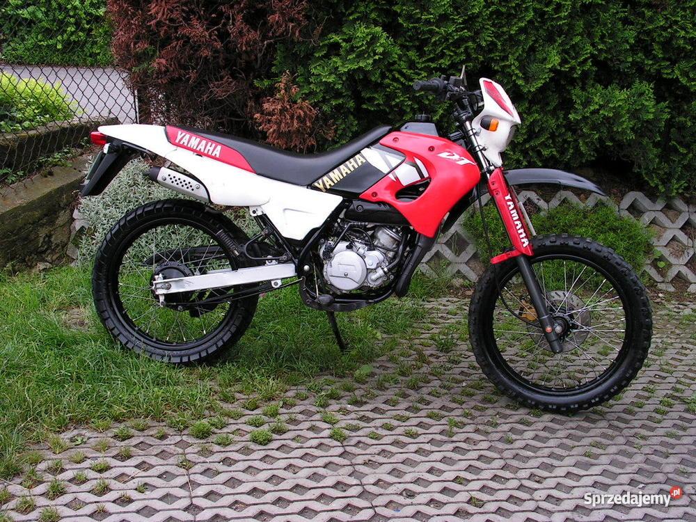 YAMAHA DT 50 tzr AM6 derbi senda xps rieju 2011 Bielsko-Biała sprzedam
