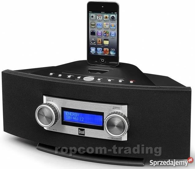 cyfrowe radio stereo dual dab 13i iphone ipod pilot. Black Bedroom Furniture Sets. Home Design Ideas