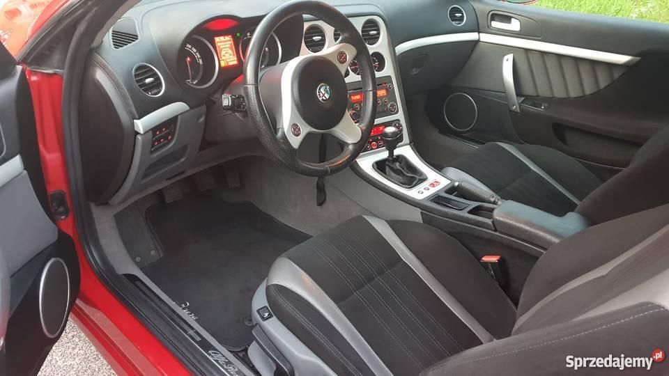 Alfa Romeo Brera SKY VIEW Salon Polska CD mazowieckie Warszawa sprzedam