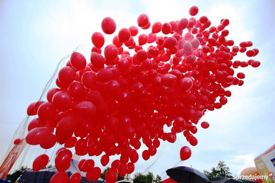 BALOMANIA Balony Z Helem Poczta Balonowa z Pozostałe usługi