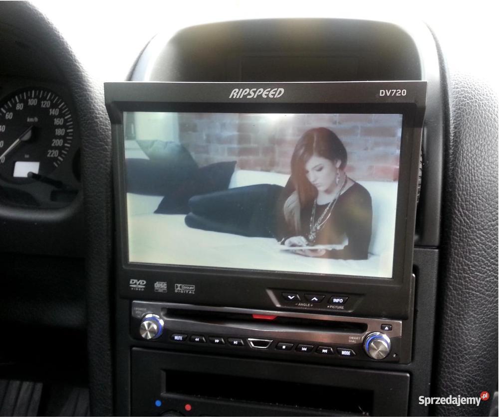 Radio Samochodowe DVD 7 Wysuwany wyświetlacz DV RDS