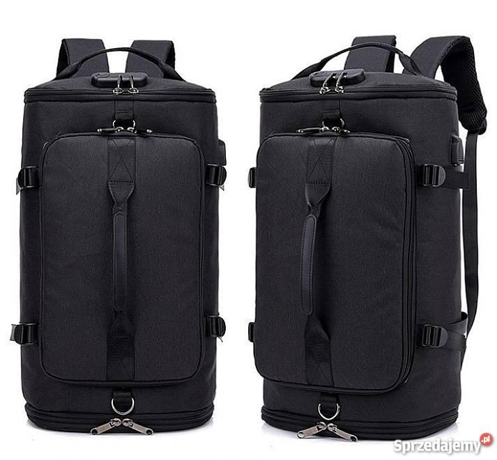 1a2f7ca74d7f0 Torby podróżne, plecaki Biskupiec, używane walizki turystyczne -  Sprzedajemy.pl