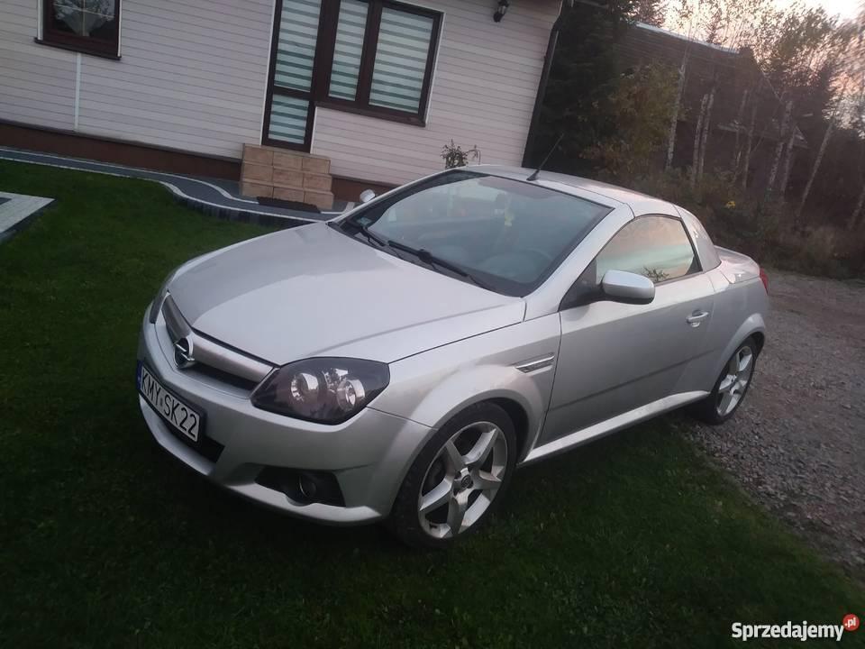 Opel Tigra II GAZ ASR (kontrola trakcji)