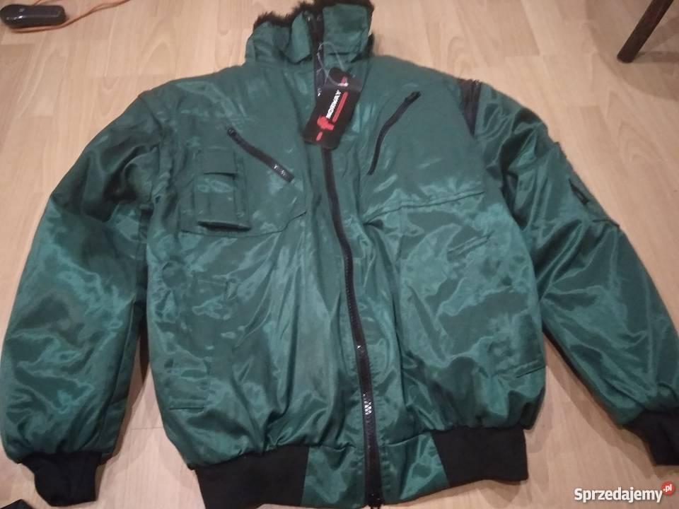 dbe1ea1e3ee1 Kurtka Norway Protection zimowa M nowa Kurtki i płaszcze Libusza sprzedam