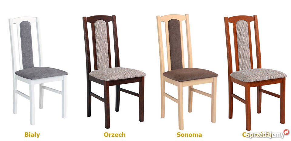 PROMOCJA! Krzesła od 139 zł