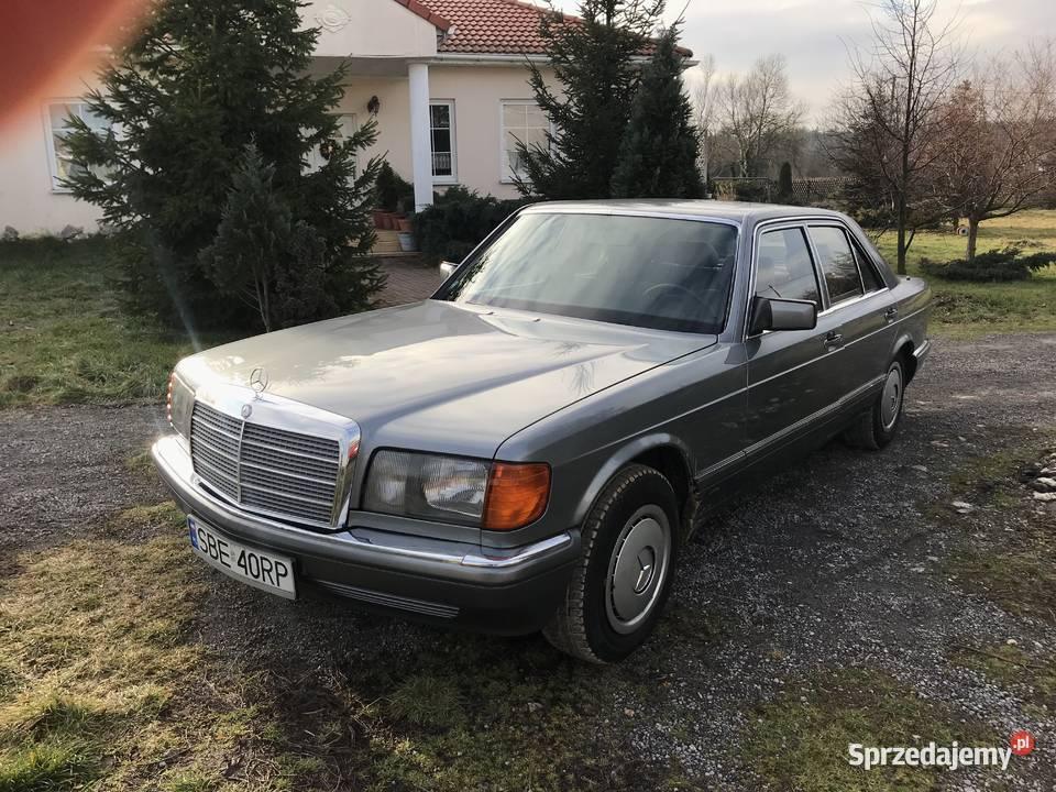 Mercedes w126 260se