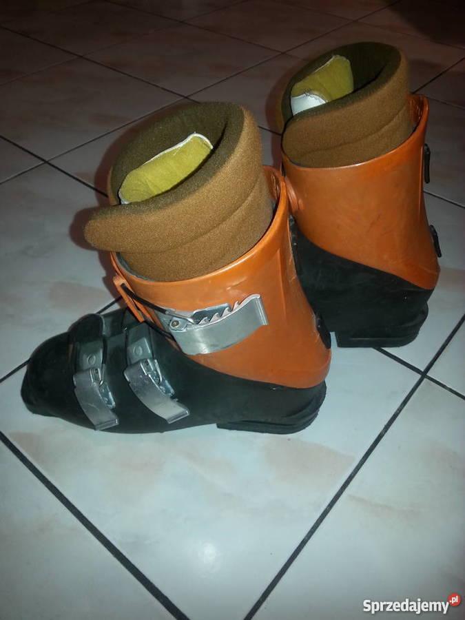 Sprzedam buty narciarskie dziecięce Fabos świętokrzyskie Suchedniów