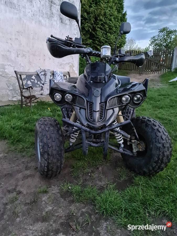 quad 125 cc