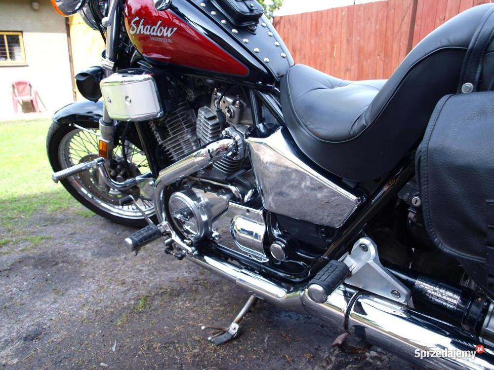 Honda Shadow VT 800 CJ nieuszkodzony Hrubieszów sprzedam
