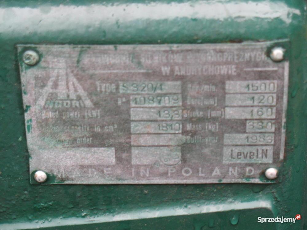 silnik andoria andrychow s 320 esiok podkarpackie Straszydle