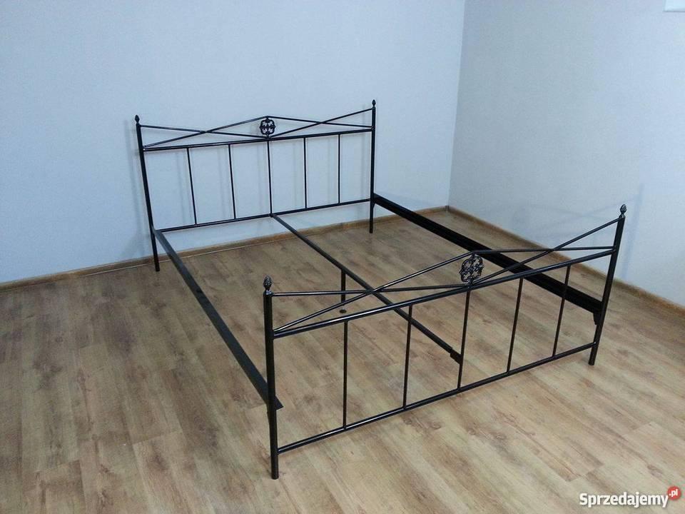 Solidne łóżko Metalowe Stelaż Od Producenta King