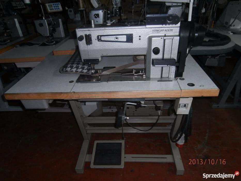 Maszyny szycie tapicerki Durkopp Adler 767 inne
