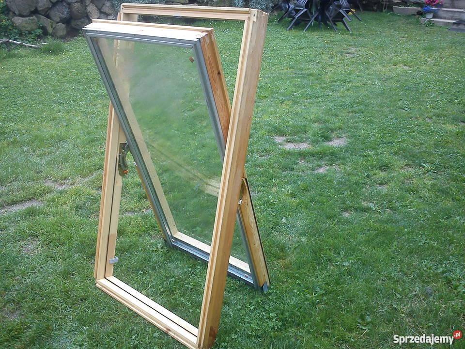 """Okno dachowe drewniane""""DAKSTRA"""" 140x78 Lubomierz - Sprzedajemy.pl"""