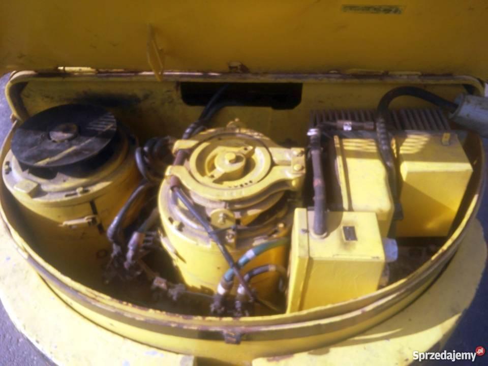 Elektryczny Wózek Widłowy Suchedniów WW 24V