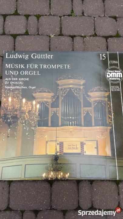 Płyta winylowa Ludwig GuttlerMusik fur Trompete