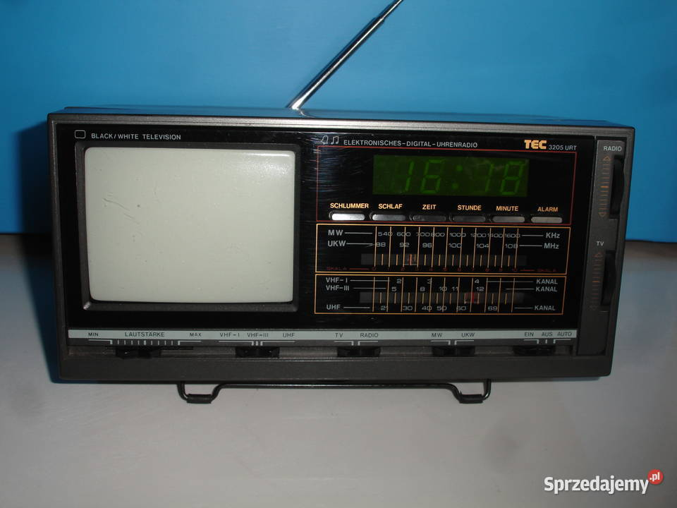 Radio z TV TEC-3205