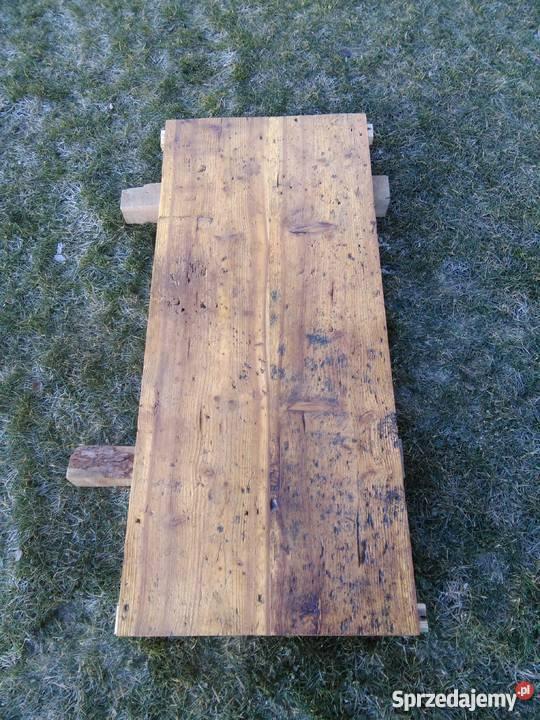 Zrobię blat ze starego drewna Loft stół Kraków sprzedam