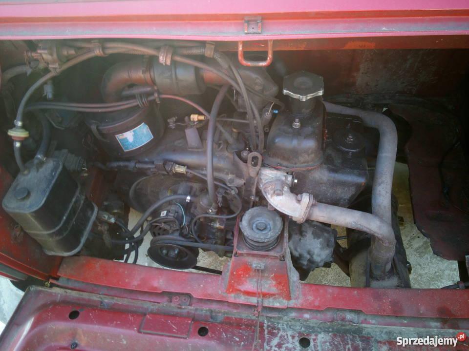 Sprzedam Fiat 126p czerwony małopolskie Rodaki