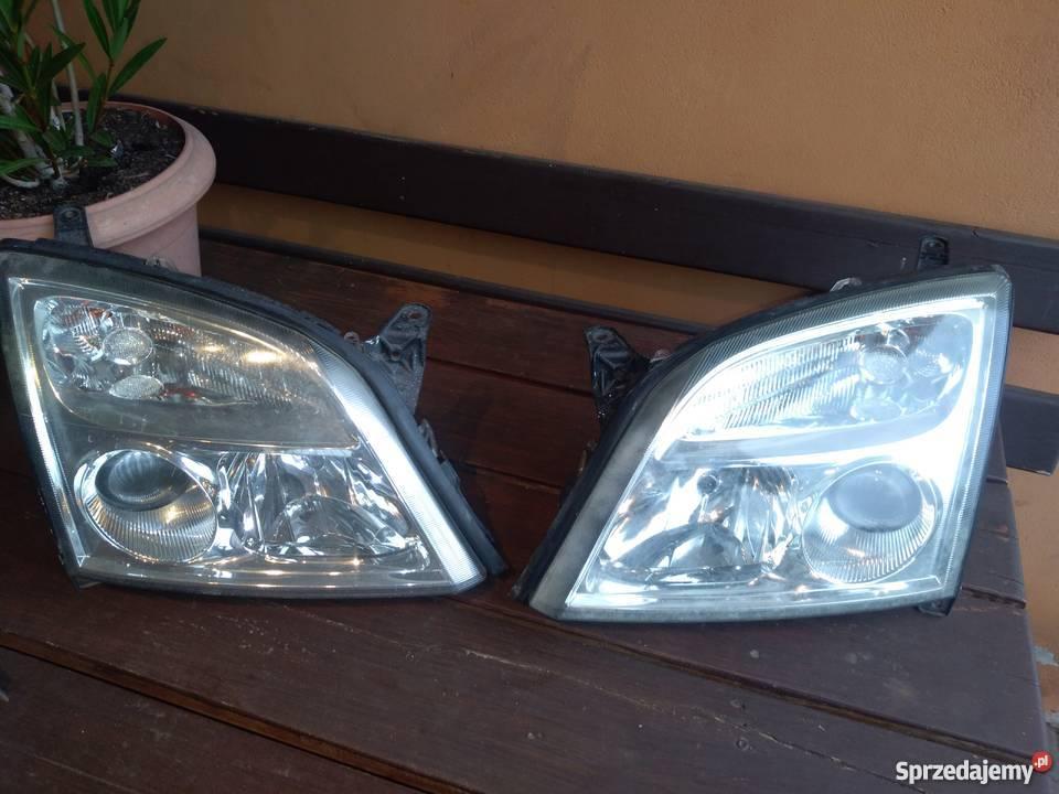 Lampy Przód Opel Vectra C 100 Sprawne Uk