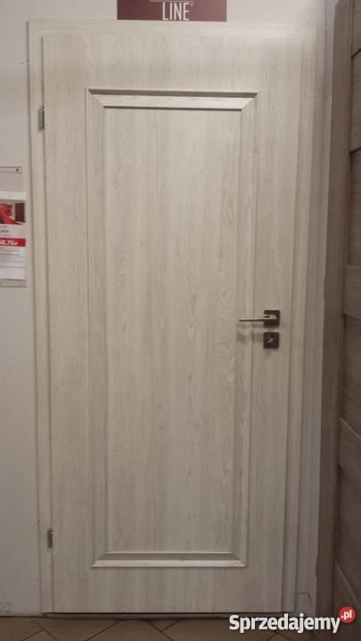 drzwi wewnetrzne EGOline Decima 00 dwukolorowa Kunice