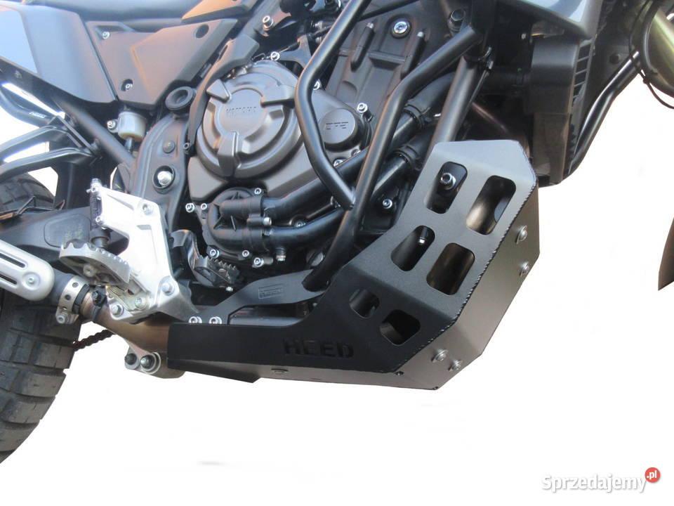 Osłona silnika do Yamaha Tenere 700 - aluminiowa czarna