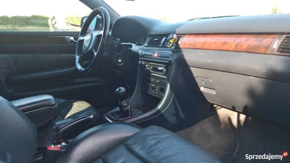 Audi a6 c5 19tdi 110 hak Boronów