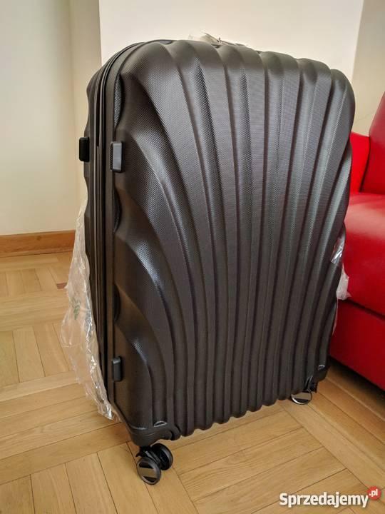 OKAZJA Fabrycznie nowe 2 duże walizki Najnowsza Warszawa sprzedam
