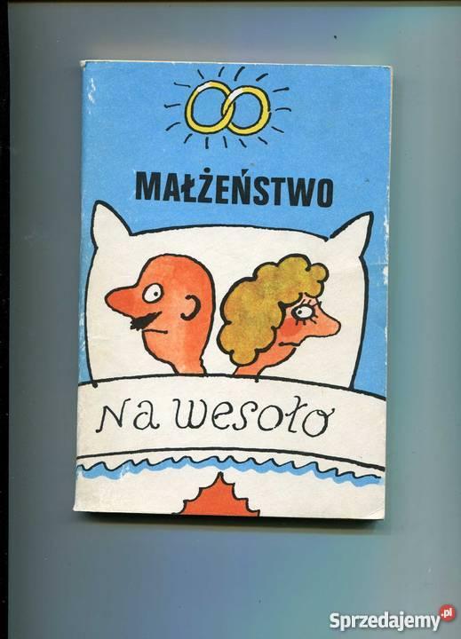 0bdaffaf506b0 Małżeństwo na wesoło Szczecin - Sprzedajemy.pl